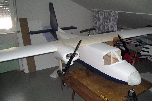 Islander BN-2 in 1:4 6