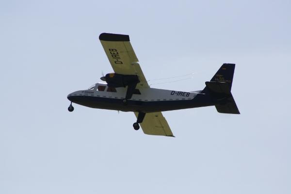 Islander BN-2 in 1:4 10